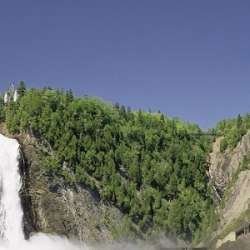 202 Via Ferrata des chutes de Montmorency