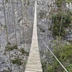 Via Ferrata des Canyons de Lantosque